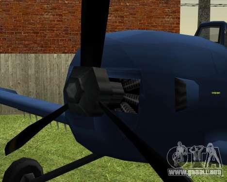 CD-38 mod.LP para la visión correcta GTA San Andreas