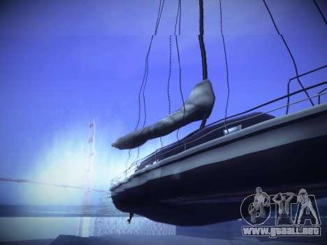 ENBseries para PC débil v2.0 para GTA San Andreas sexta pantalla