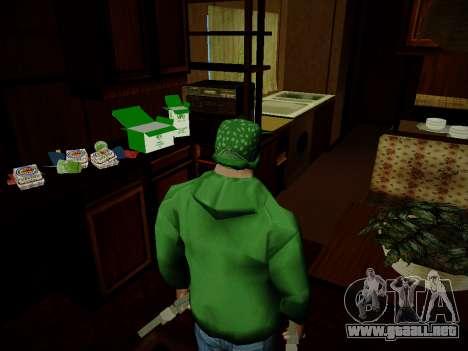 Journey mod: Special Edition para GTA San Andreas sexta pantalla