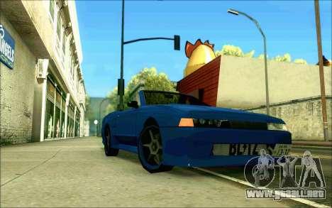 Elegía De Tokio Convertible para GTA San Andreas