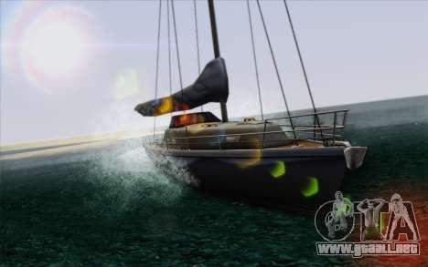 IMFX Lensflare v2 para GTA San Andreas décimo de pantalla
