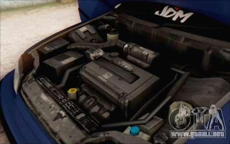 Honda cr-x, Turquía para la visión correcta GTA San Andreas