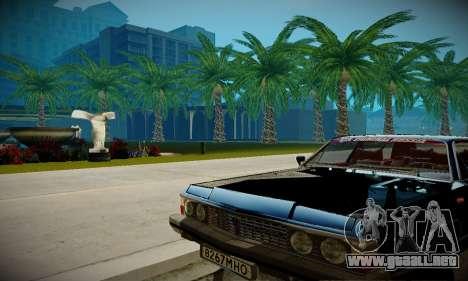 ENBSeries débil para PC para GTA San Andreas tercera pantalla