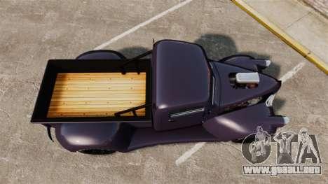 Dumont Type 47 para GTA 4 visión correcta