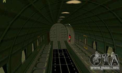 C-47 Dakota RAF para la visión correcta GTA San Andreas