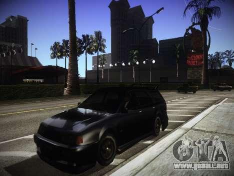 ENBseries para PC débil v2.0 para GTA San Andreas tercera pantalla