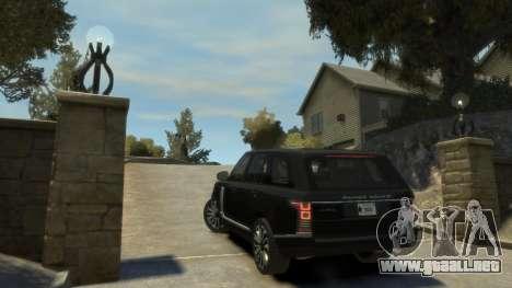 Range Rover Vogue 2014 para GTA 4 visión correcta