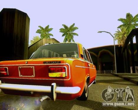 VAZ 2103 Sintonizable para la visión correcta GTA San Andreas