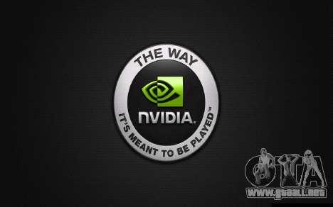Arranque de las pantallas y menús de Watch Dogs para GTA San Andreas tercera pantalla