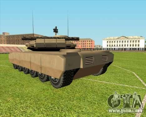 Rhino tp.90-125 para la visión correcta GTA San Andreas