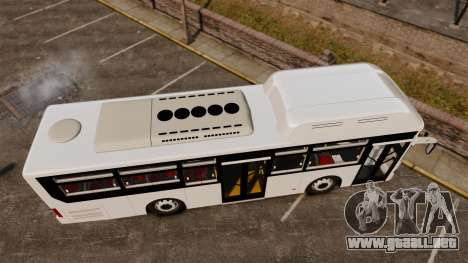 Daewoo BS110CN para GTA 4 visión correcta