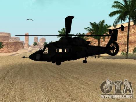 KA-60 para visión interna GTA San Andreas
