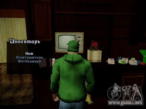 Journey mod: Special Edition para GTA San Andreas séptima pantalla