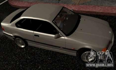 BMW M3 E36 Hellafail para GTA San Andreas left