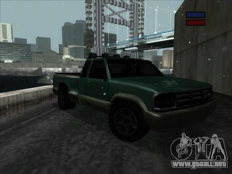 New Yosemite para GTA San Andreas