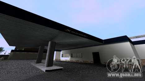Nuevo Garaje para GTA San Andreas tercera pantalla