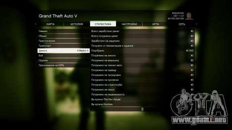 GTA 5 GTA 5 0% y 2 millones + todos los bombeado séptima captura de pantalla