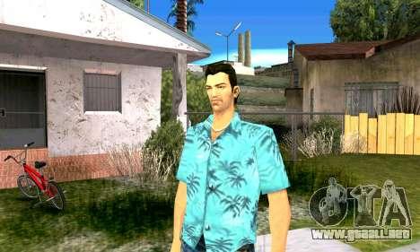 El sonido de GTA 3 después de la final de la mis para GTA Vice City