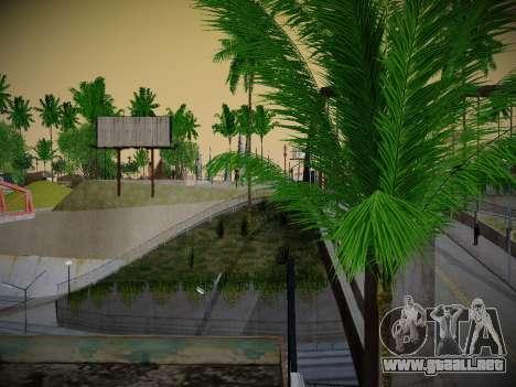 ENBSeries para PC débil v3.0 para GTA San Andreas segunda pantalla
