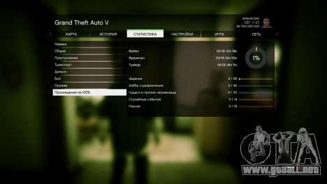 GTA 5 GTA 5 0% y 2 millones + todos los bombeado sexta captura de pantalla