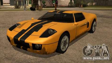 Bullet Restyle para GTA San Andreas