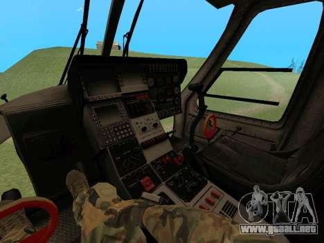 KA-60 para GTA San Andreas left