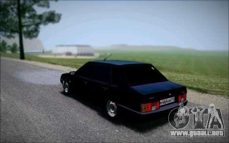 VAZ 21099 el Bandido para GTA San Andreas left