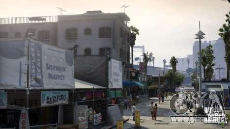 Las pantallas de carga del estilo de GTA 5 para GTA San Andreas tercera pantalla