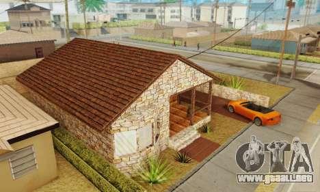 Nueva casa grande de Humo para GTA San Andreas tercera pantalla