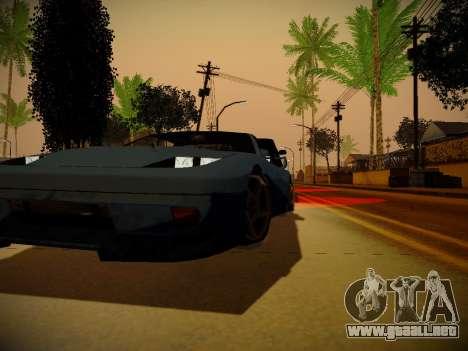 ENBSeries para PC débil por Makar_SmW86 para GTA San Andreas sucesivamente de pantalla