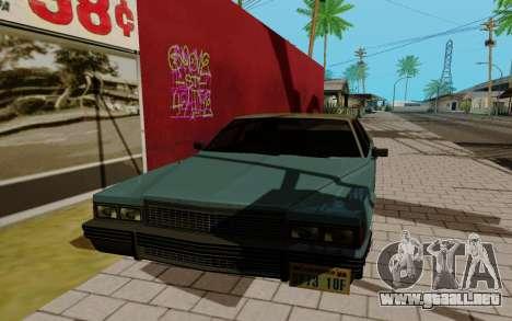 Emperor GTA 5 para GTA San Andreas left