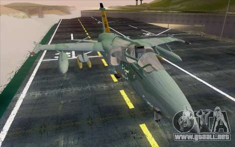 A-1M AMX para la visión correcta GTA San Andreas