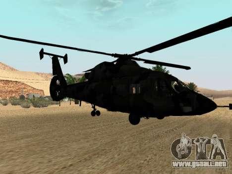 KA-60 para vista lateral GTA San Andreas