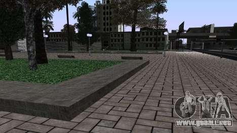 Nuevo Parque para GTA San Andreas sucesivamente de pantalla