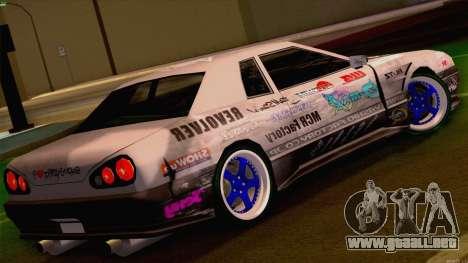 Elegy by Mafia69ru para la visión correcta GTA San Andreas
