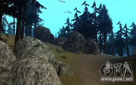 RoSA Project v1.4 Countryside SF para GTA San Andreas décimo de pantalla