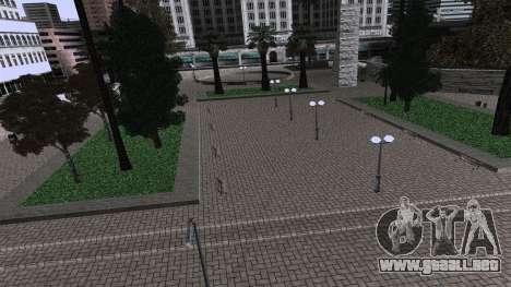 Nuevo Parque para GTA San Andreas tercera pantalla