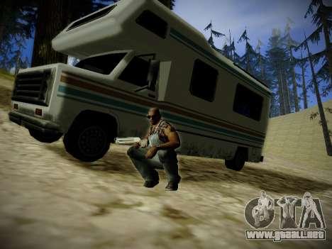 Journey mod: Special Edition para GTA San Andreas décimo de pantalla