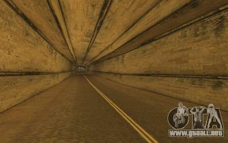 RoSA Project v1.4 Countryside SF para GTA San Andreas sucesivamente de pantalla