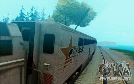 RoSA Project v1.4 Countryside SF para GTA San Andreas