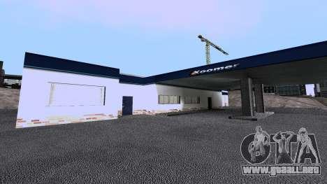 Nuevo Garaje para GTA San Andreas
