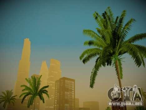 ENBSeries para PC débil v3.0 para GTA San Andreas sexta pantalla