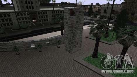 Nuevo Parque para GTA San Andreas quinta pantalla