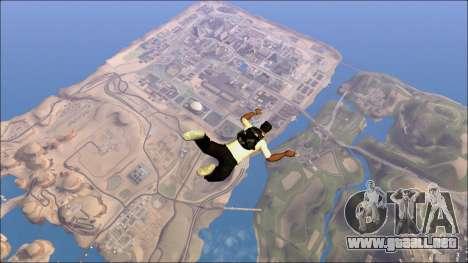 Distance View Mod para GTA San Andreas segunda pantalla