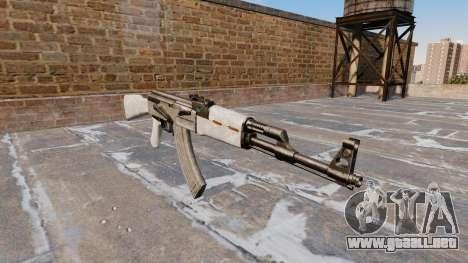 El AK-47 Camo ACU para GTA 4