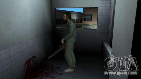 Motosierra De La Taiga para GTA Vice City tercera pantalla