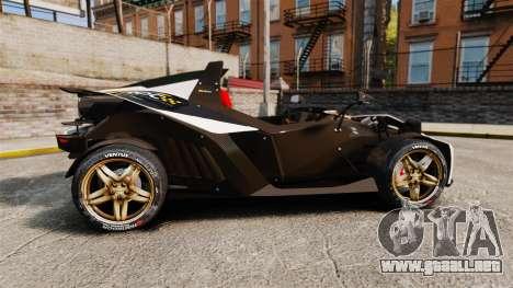 KTM X-Bow R [FINAL] para GTA 4 left