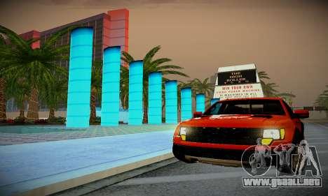 ENBSeries débil para PC para GTA San Andreas