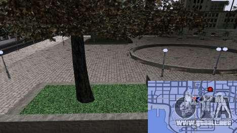 Nuevo Parque para GTA San Andreas sexta pantalla