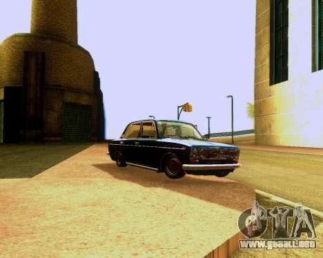 VAZ 2103 Sintonizable para la vista superior GTA San Andreas